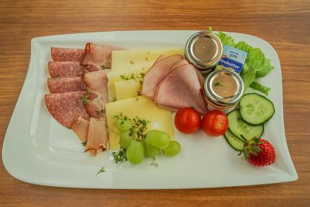 """Panoramawagenfahrt & pikantes Frühstück """"pikante Einsergarnitur"""""""