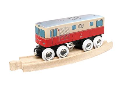 Modell La Lok – Waldviertelbahn Diesellok V5