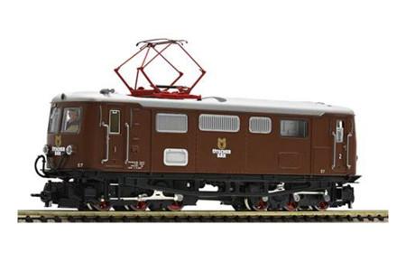 Modell Ötscherbär Lok