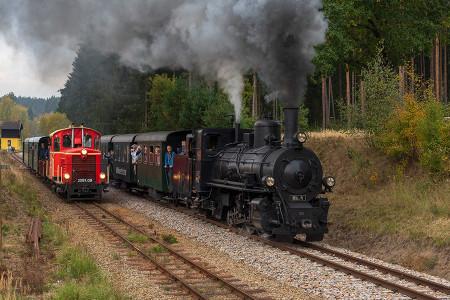 """Bahnhofsfest Litschau – """"120 Jahre Gmünd – Litschau"""""""