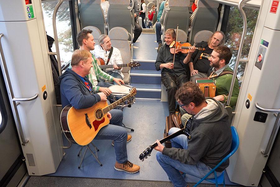 Mariazellerbahn-Benefizkonzert für Licht ins Dunkel