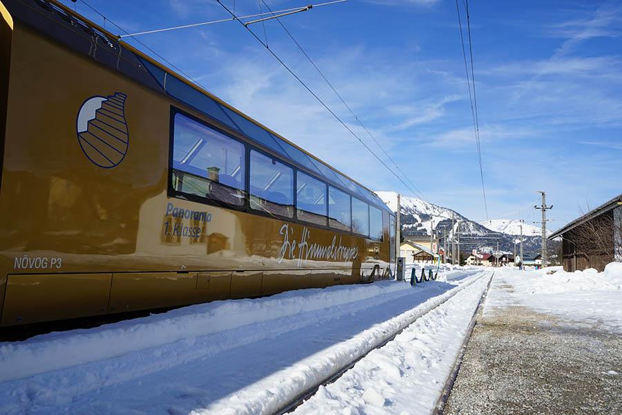 Aktion: Panoramawagen am 19. Dezember