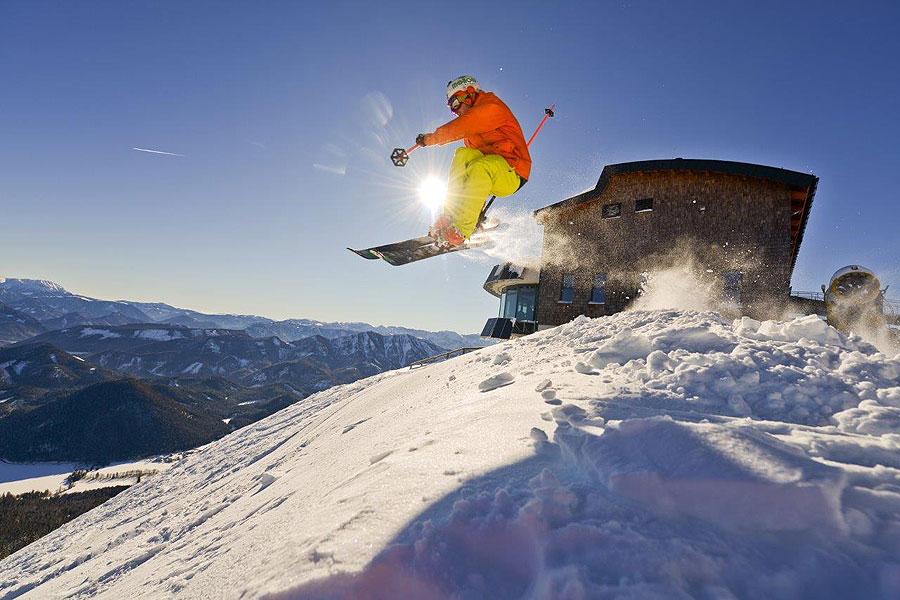 Ski-Kombi Mariazellerbahn und Gemeindealpe