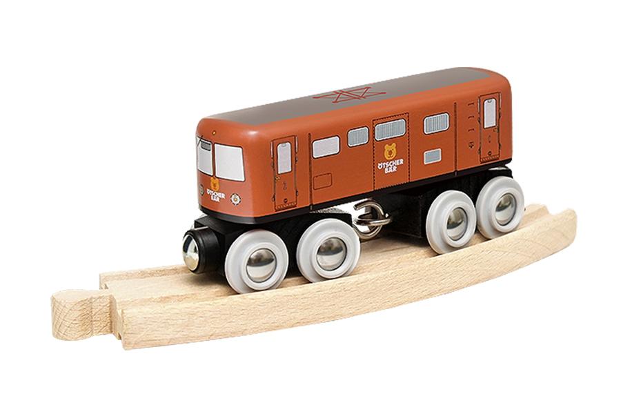 Modell La Lok - Ötscherbär