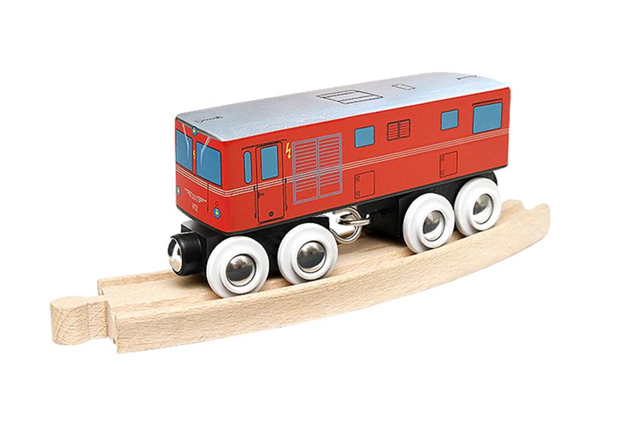 Modell La Lok – Waldviertelbahn Diesellok V12