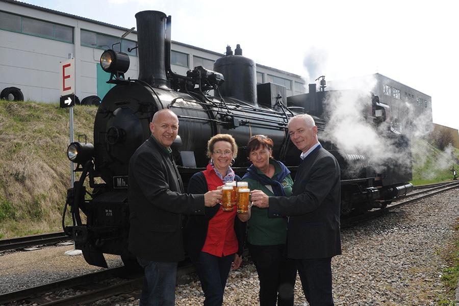 Bier & Mohnexpress